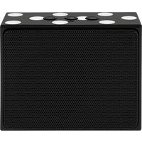 Kate Spade New York Portable Bluetooth Speaker, Black/Cream Dots
