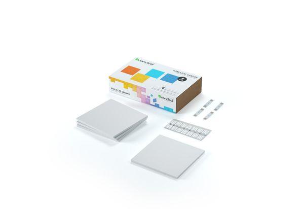 Nanoleaf Canvas Expansion Pack of 4