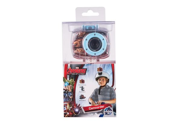 Avengers Action Camera