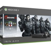 Microsoft Xbox One X 1TB Console with Gears 5 Bundle