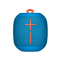 Ultimate Ears UE WONDERBOOM Portable Bluetooth Speaker, Subzero Blue