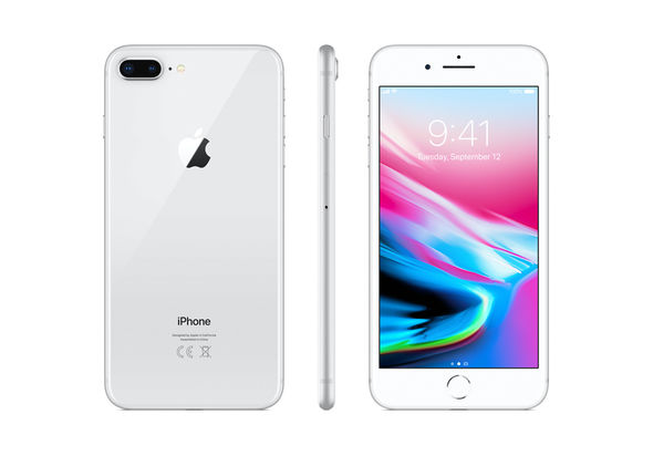 Apple iPhone 8 Plus 64GB Smartphone LTE, Silver