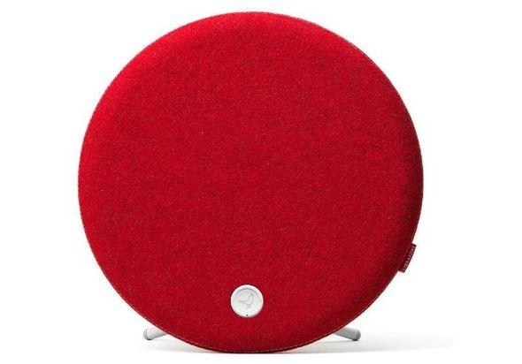 Libratone Loop Wireless Portable Speaker, Raspberry Red