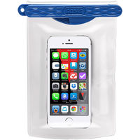 GoBag Mako Waterproof Smartphone Bag, Blue
