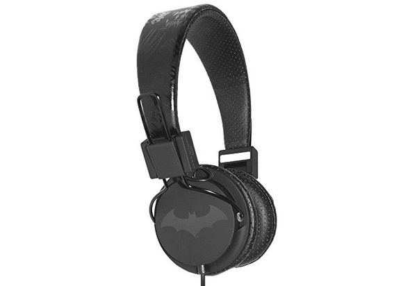 Batman DC0335 The Dark Knight Headphone, Black