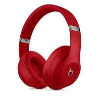Beats Studio3 Wireless Over Ear Headphones, Red