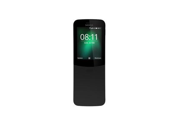 Nokia 8110 Smartphone LTE,  Yellow