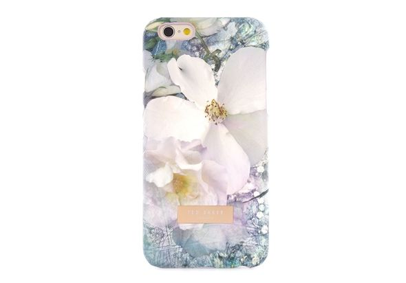 Proporta Ted Baker Soft-Feel Back Shell AW15 Apple iPhone 6 Plus / 6S Plus, Tiled Floral