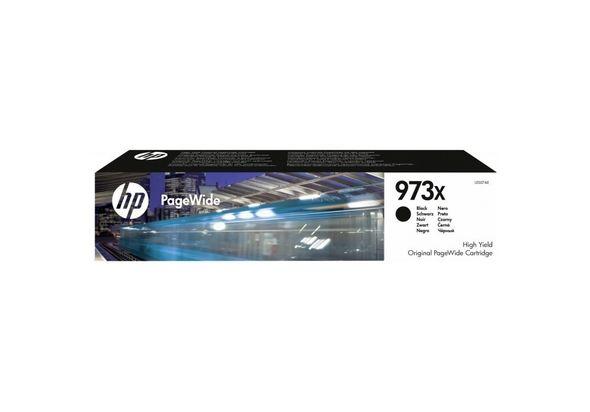 HP L0S07AE 973X Ink Cartridge Black