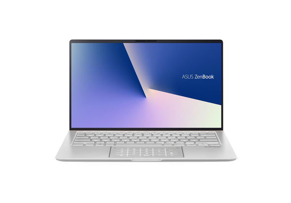 Asus ZenBook 14 UX433FA i5 8GB, 256GB 14  Laptop, Icicle Silver