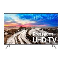 "Samsung 55"" UA55MU8000 4K UHD TV"