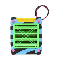 Skullcandy Shrapnel Multicolor Bluetooth Portable Speaker