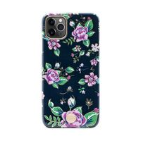 Porodo Fashion Flower Case for iPhone 11 Pro Max, Design 5