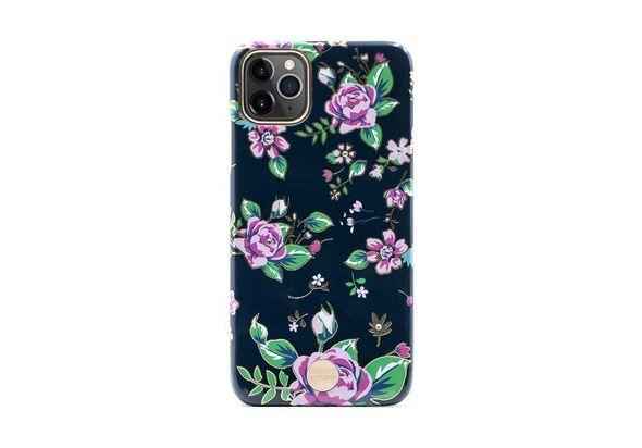 Porodo Fashion Flower Case for iPhone 11 Pro, Design 5