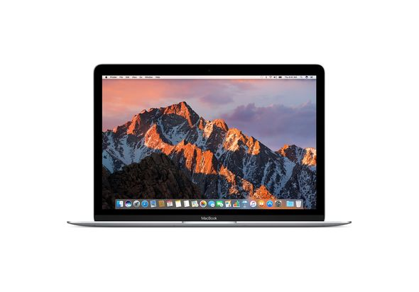 Apple MacBook 12  8GB, 256GB Arabic and English, Silver