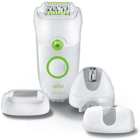 Braun Silk epil 5 - 5580 Legs, Body & Face Epilator with Cooling Glove