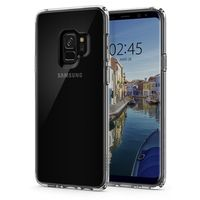 Spigen Ultra Hybrid Case for Samsung Galaxy S9, Crystal Clear