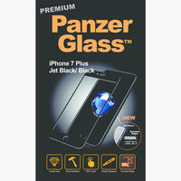 Panzerglass Premium iPhone 7 Plus, Jet Black