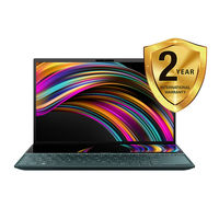 "Asus ZenBook Duo UX481FL i7 16GB, 1TB 2GB GeForce MX250 Graphic 14"" Laptop, Celestial Blue"