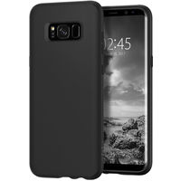 Spigen Liquid Crystal for Samsung Galaxy S8, Matte Black