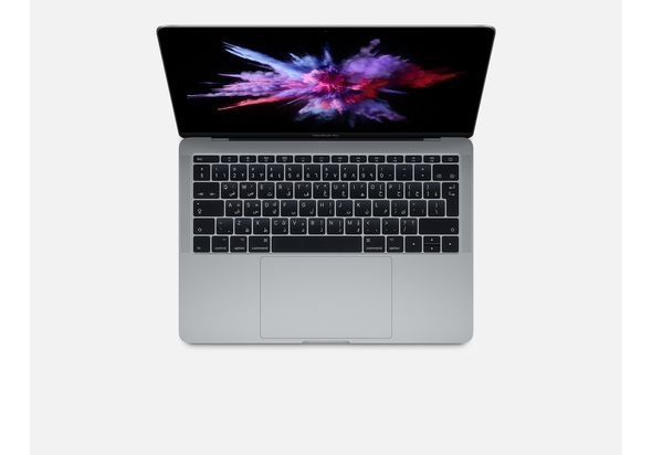 Apple MacBook Pro i5 8GB, 128GB 13.3  Arabic and English, Space Gray