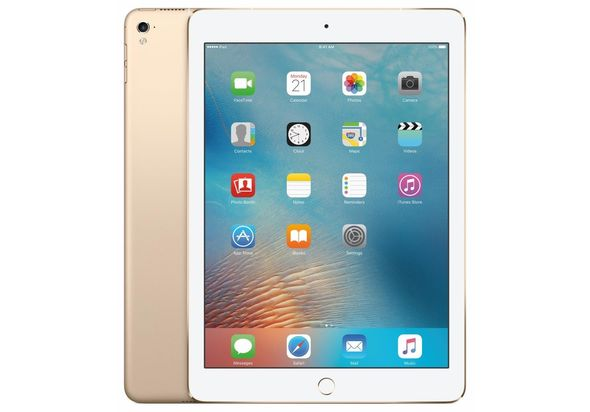 Apple iPad Pro 9.7 Cellular 32GB, Gold