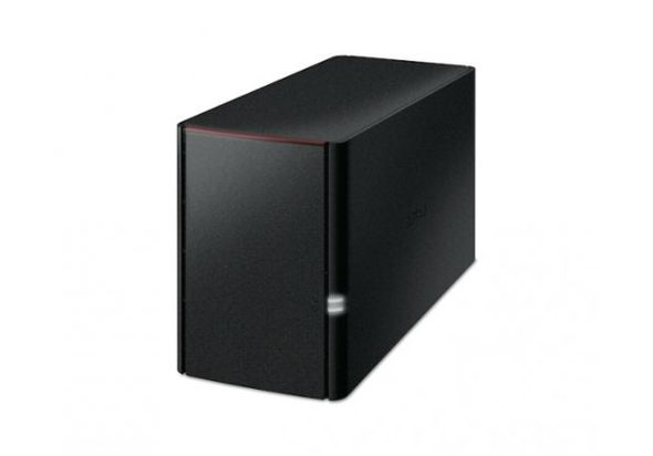 Buffalo LS220D0802-EU 8TB LinkStation 220 2 Bay Desktop NAS