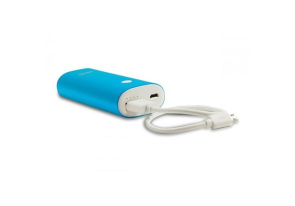 Fonexion Power Bank 4400 mAh For All Digital Devices, Blue