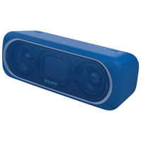 Sony SRS-XB40 Splashproof Bluetooth Wireless Speaker, Blue