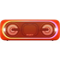 Sony XB40 Portable Bluetooth Speaker, Red