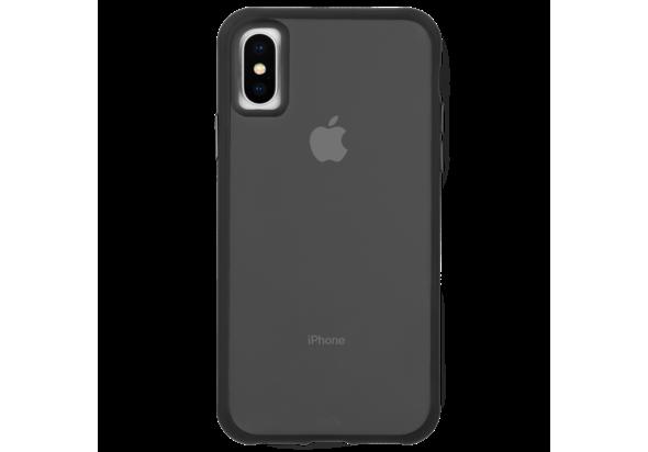 Case Mate Tough Matte Black case for iPhone Xs/X