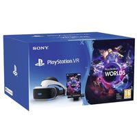 Sony Playstation VR Headset with Camera and Game Bundle