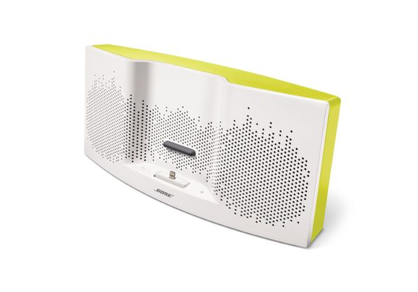 Bose SoundDock XT Speaker White/Yellow