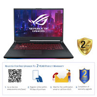 "Asus ROG Strix G G731GU i7 16GB, 1TB+ 256GB 6GB Graphic 17"" Gaming Laptop"