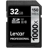 Lexar LSDMI32GCB1000A 32GB Class-10 SD Card