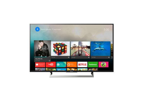 Sony 55  KDL55X8000E 4K Ultra HD HDR Smart TV
