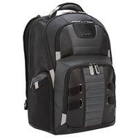 """Targus DrifterTrek 11.6 to 15.6"""" Laptop Backpack, Black"""