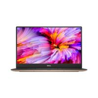 "Dell XPS 13-1016 i7 8GB, 256GB 13"" Laptop, Rose Gold"
