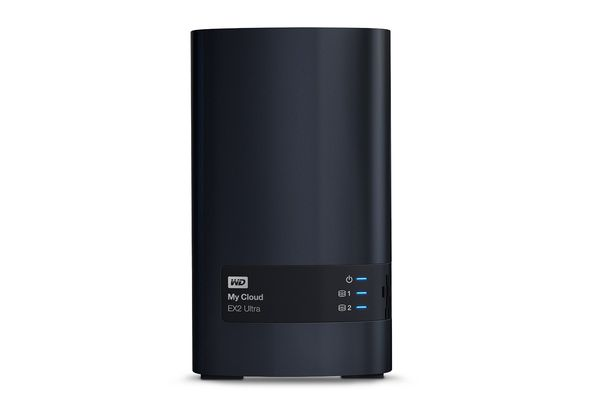 WD 12 TB My Cloud EX2 Ultra Network Attached Storage