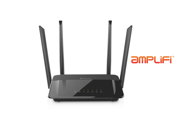 Dlink Amplifi Wireless AC1200 Dual Band Router w/ High-Gain Antennas