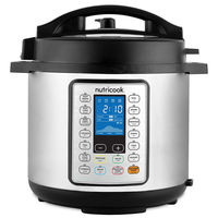 NutriCook NC-SPPL8, 8L Smart Pot Rice Cooker