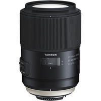 Tamron SP 90mm f/2.8 Di Macro 1: 1 VC USD Lens for Nikon F