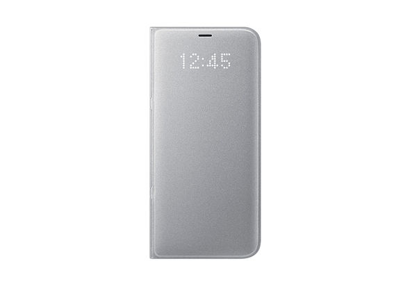 Samsung Galaxy S8+ LED View Cover, Silver