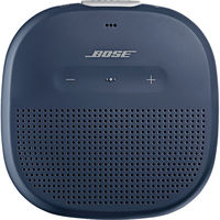 Bose SoundLink Micro Bluetooth Speaker, Midnight Blue with Smoky Violet Strap