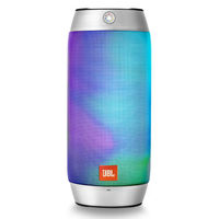 JBL Pulse 2 Wireless Portable Speaker, Silver
