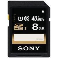 Sony SF8UY 8GB SDHC UHS-1 Memory Card