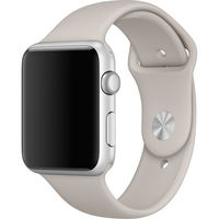 Apple Sport Band for Apple Watch 42mm, Stone