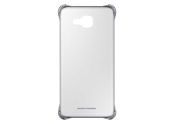 Samsung Back Cover for Galaxy A7 2016, Silver