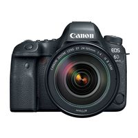 Canon EOS 6D Mark II DSLR Camera with 24-70 IS U Lens