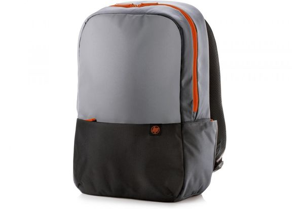 HP Duotone 15.6  Backpack, Orange